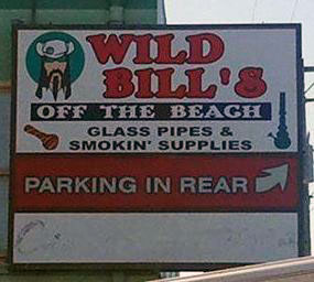 Wild Bill's Off the Beach