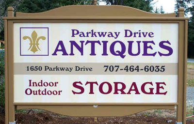 Parkway Drive Antiques