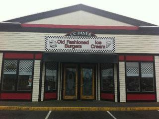 CC Diner, Crescent City, CA